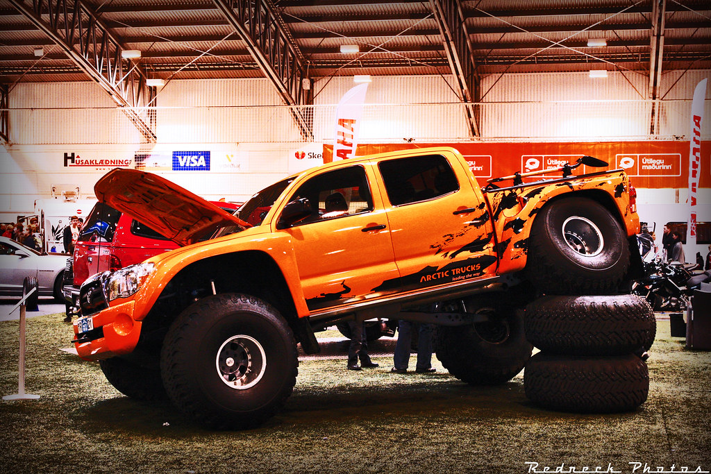 New Toyota Tacoma >> Arctic trucks Tacoma | This Toyota Tacoma is the latest crea… | Flickr