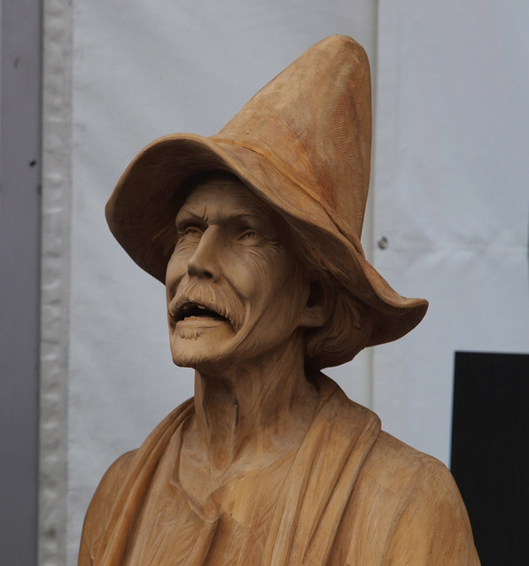 Unika sculpturing and wood carving exhibition holz sk