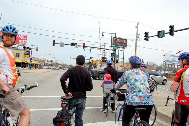 Big Shoulders Realty Bike Tour
