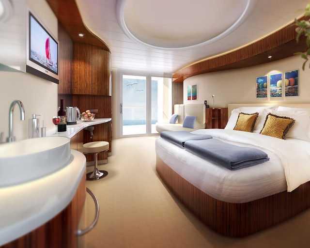 NCL Epic Balcony Stateroom | atlassb | Flickr