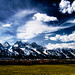 grand tetons near jackson, wyoming
