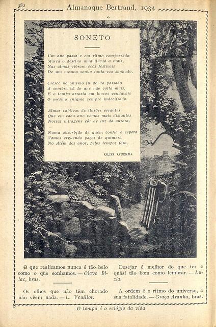 Almanaque Bertrand, 1934 - Oliva Guerra 74