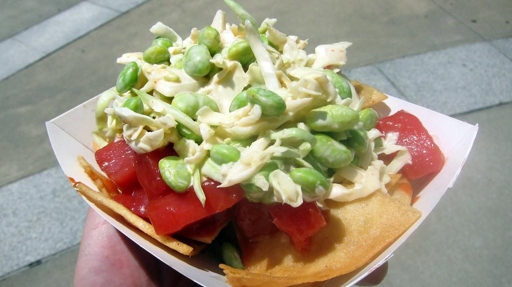 Poke Food Truck Monterey Ca