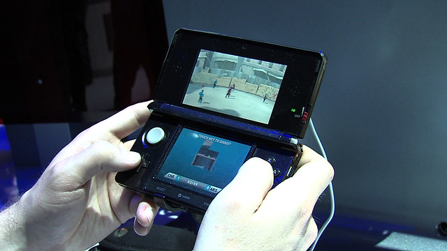 FIFA 12 on Nintendo 3DS - hands-on