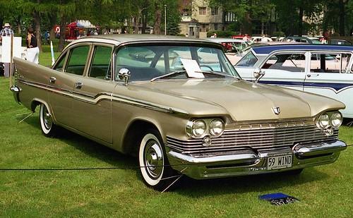 1959 Chrysler Windsor 4 Door Flickr Photo Sharing