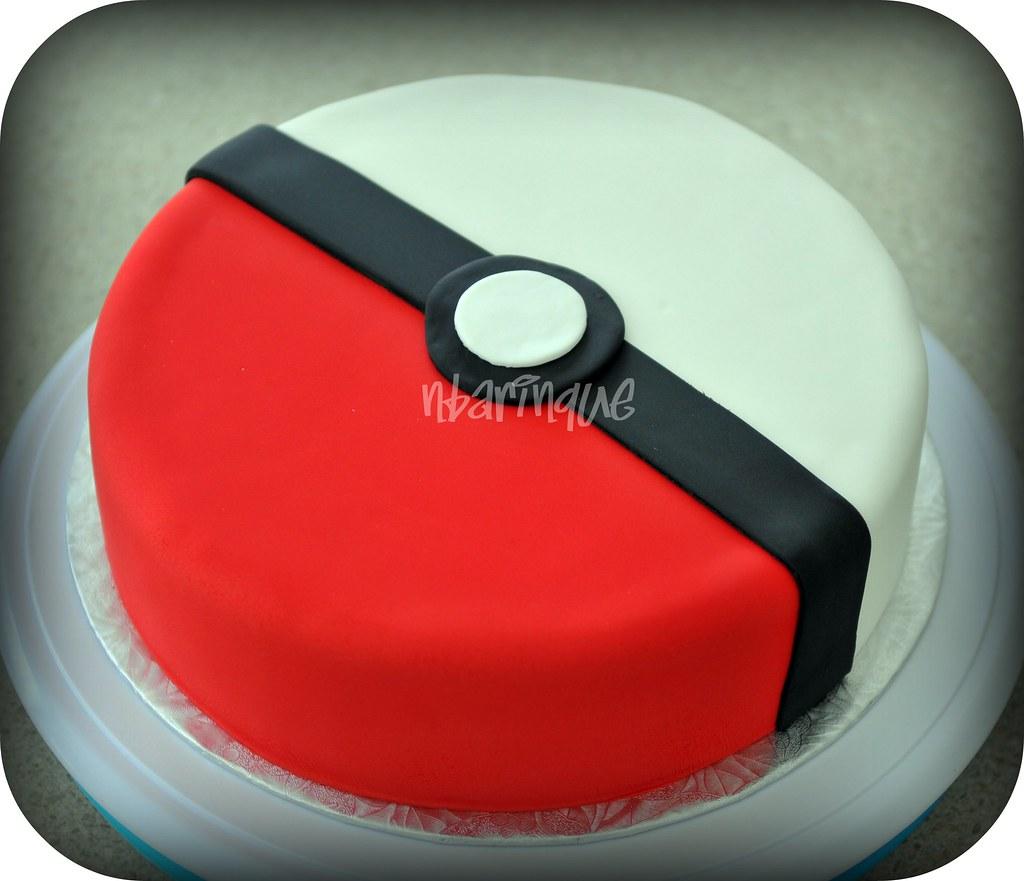 Easy Pokemon Cake Ideas