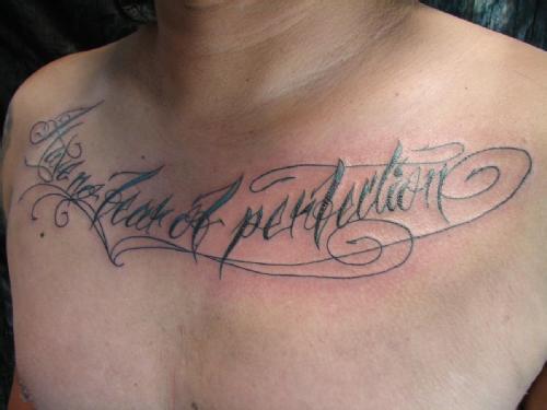 My New Tattoo Salvador Dali´s