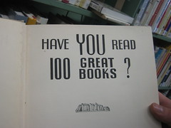 Have YOU read 100 great books?