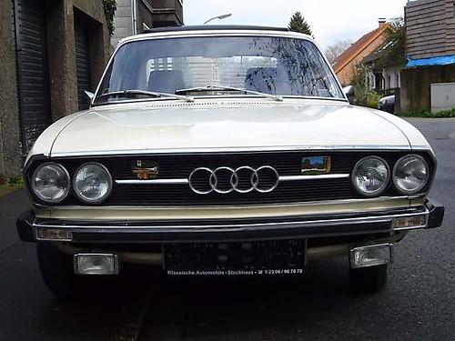 Audi 100 Ls 1975 Flickr Photo Sharing