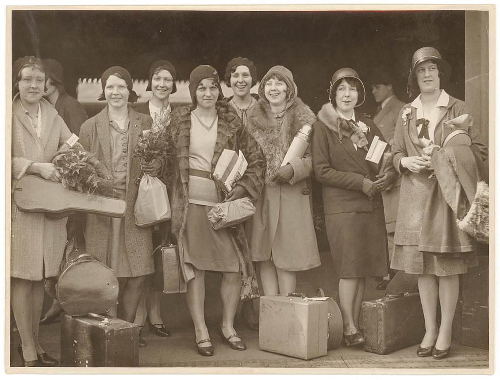 women in the 1920s essay