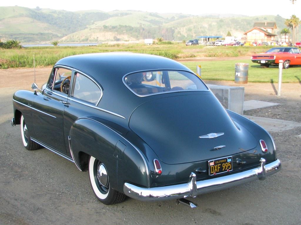 1949 chevrolet 2 door fleetline deluxe 39 dxf 995 39 2 flickr for 1949 chevy 4 door deluxe