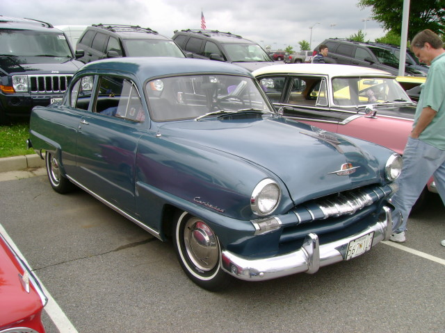 1953 Plymouth Cambridge Chrysler Product Owners Club Show Flickr