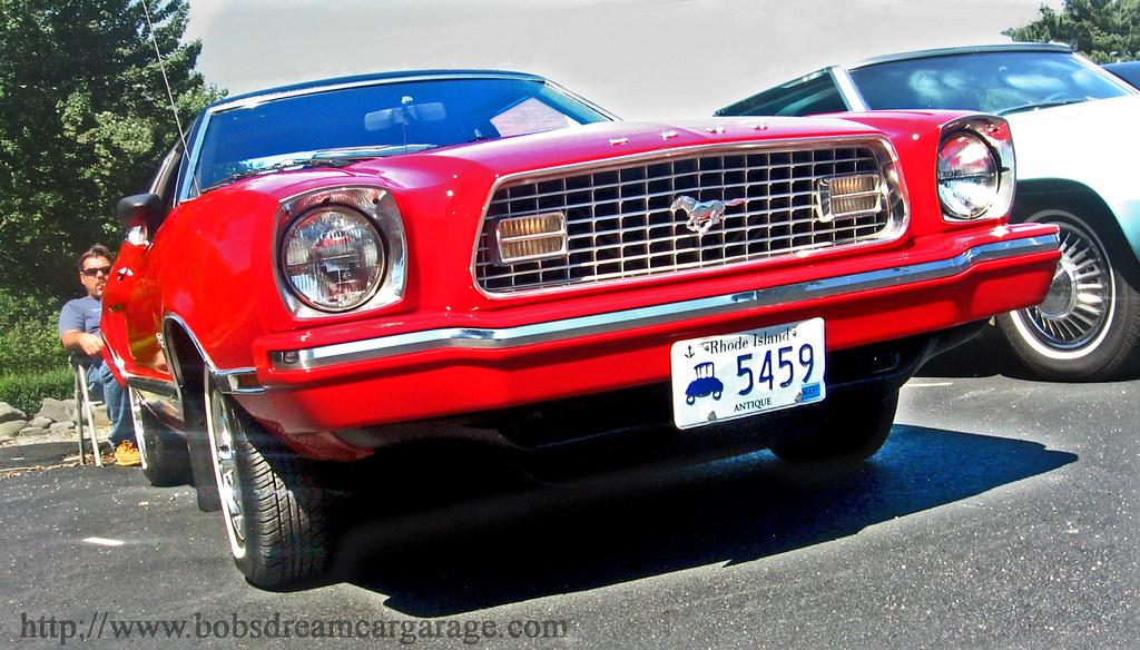 1974 Ford Mustang Ii Ghia Robert Plumer Flickr