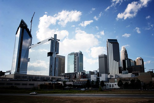 Charlotte Skyline | by jacreative