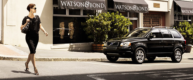 Volvo XC90 exterior | Exterior view of the Volvo XC90. For m… | Flickr
