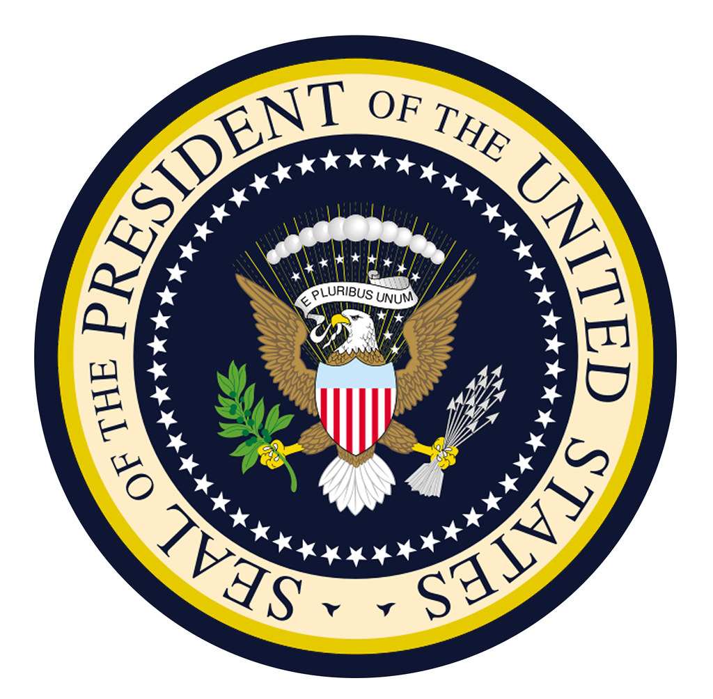 Image result for Seal of the president of the united states