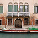 Venice Canal Boat