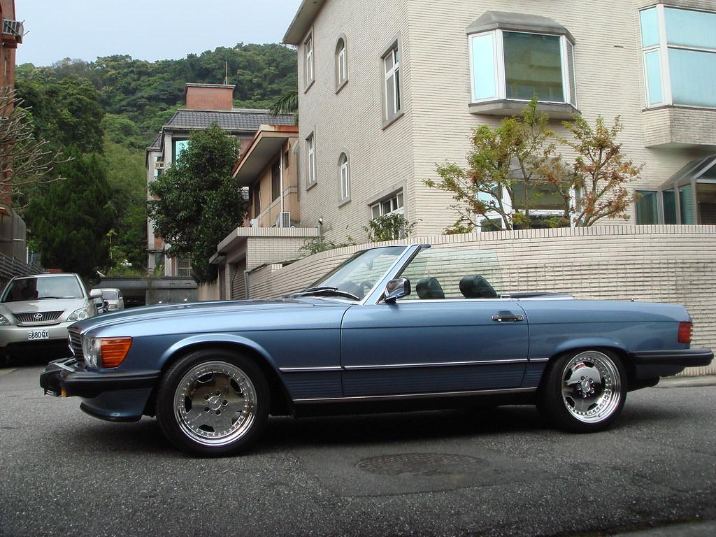 Mercedes Benz R107 560sl Taiwan Yeh9289 Flickr