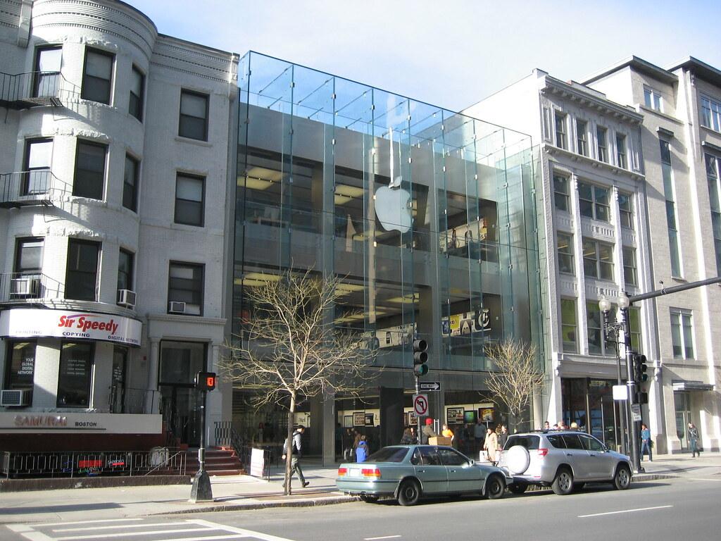 Apple Boston, MA 02116 - 815 Boylston St - Store Hours
