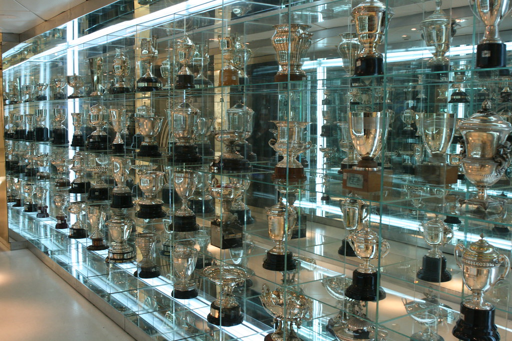 The Start of Real Madrid's Trophy Room | This is just the st… | Flickr