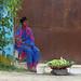 woman trader