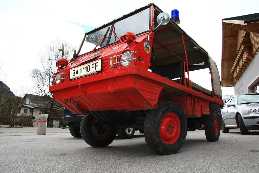 Daimler Puch 4x4 Steyr Puch Haflinger 4x4