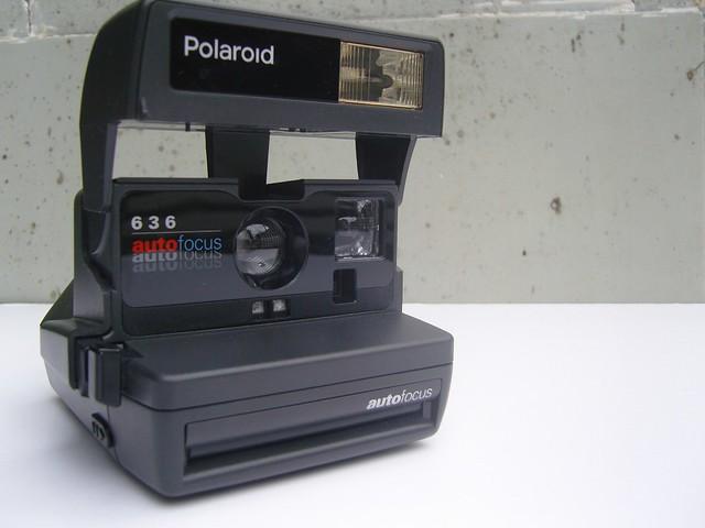 polaroid 636 autofocus maarten flickr. Black Bedroom Furniture Sets. Home Design Ideas