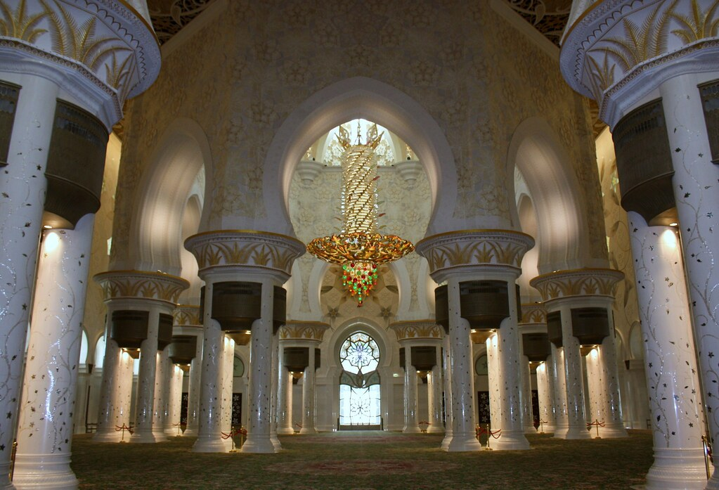 Grand Mosque Abu Dhabi Uae Grand Mosque Abu Dhabi