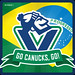 Vancouver Canucks Johnny Canuck BRZ Supporters Social Media Icon