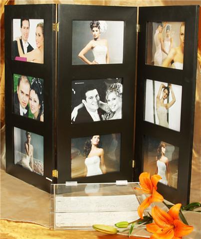 Biombo de fotos con album boda susy quiroga fonrouge - Fotos de biombos ...
