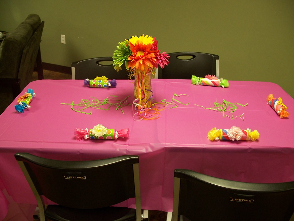 Simple Table Decor Ideas - Elitflat