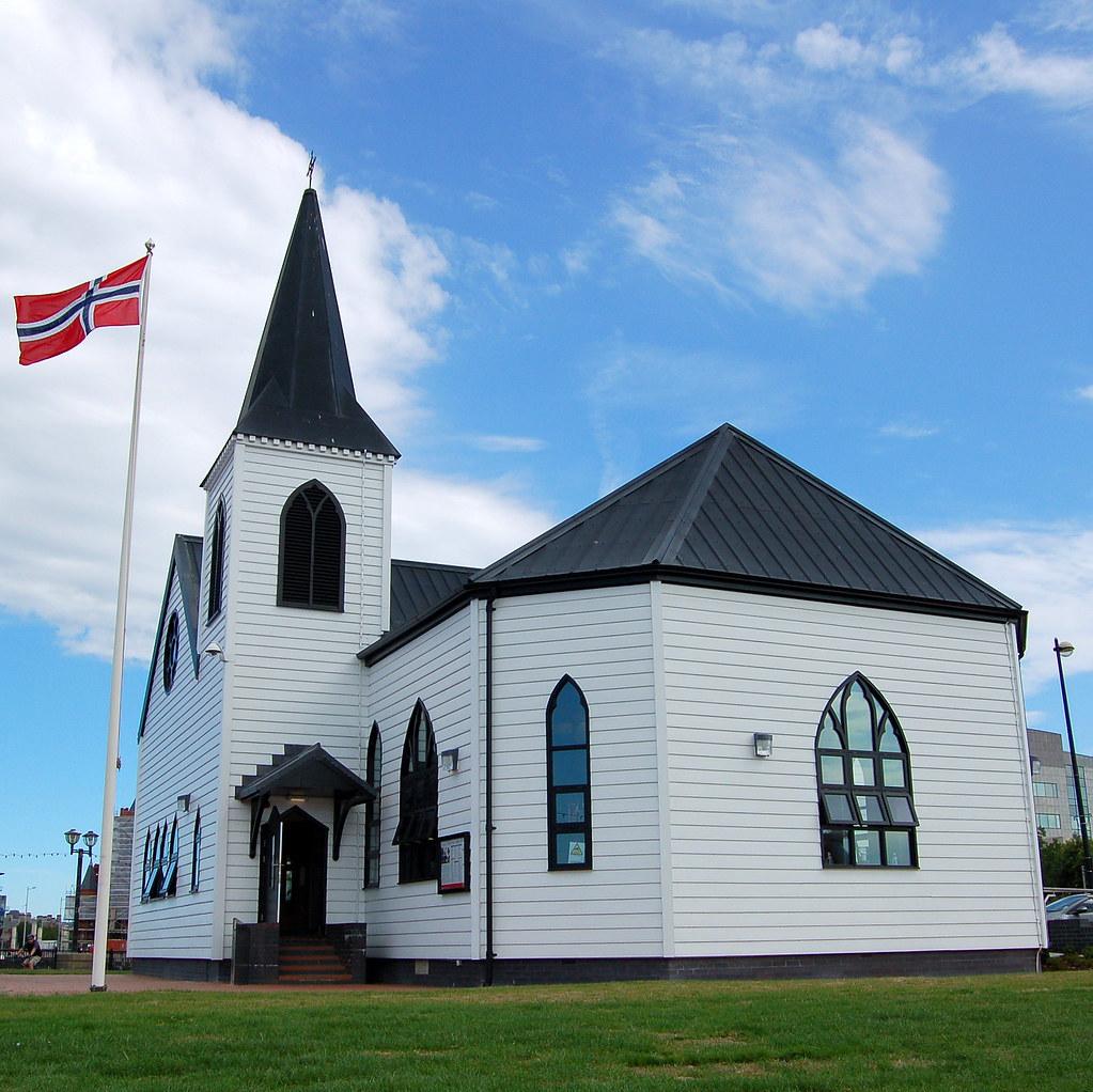 Hotels On Cardiff Bay: Norwegian Church, Cardiff Bay