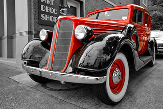Napier - Art Deco Car | by ~ Pil ~