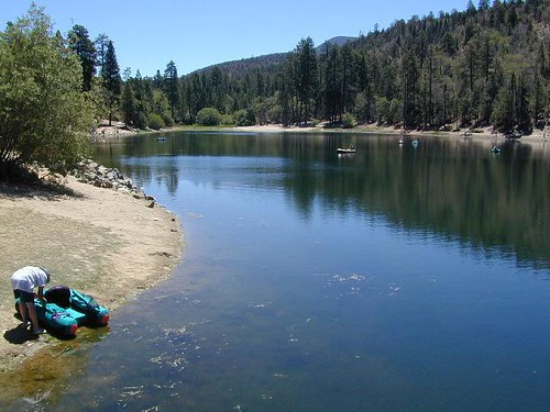 Jenks lake near big bear flickr photo sharing for Fishing in big bear