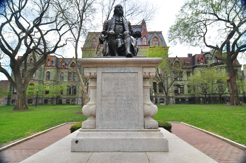 University of pennsylvania ben franklin essay