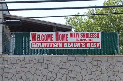 Welcome Home: Billy Shaleesh | by GerritsenBeach.Net