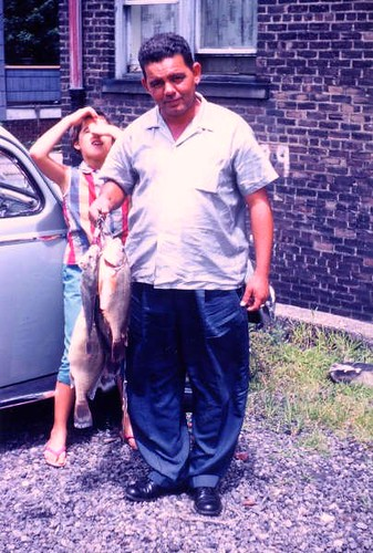 Stinky fish lake erie catch 1957 this one taken in for Stinky fish in a can