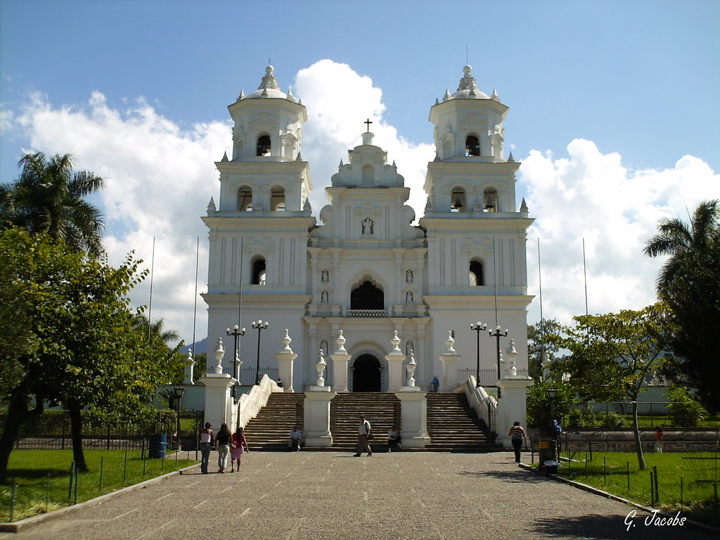 Basilica De Esquipulas Basilica De Esquipulas Flickr