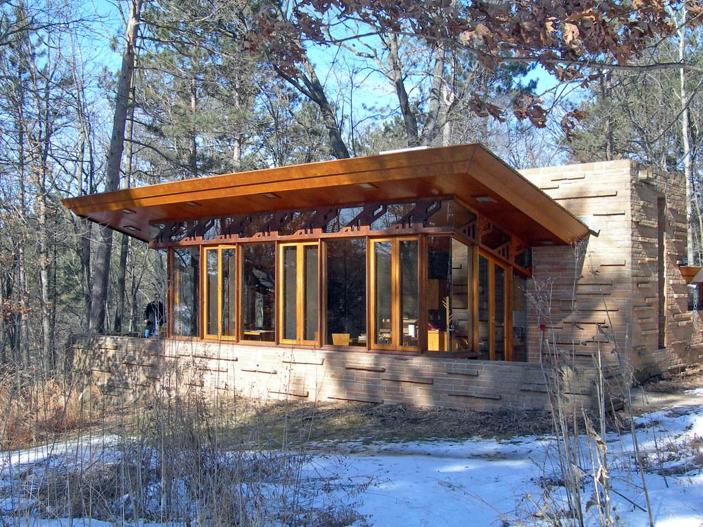 Seth Peterson Cottage By Frank Lloyd Wright 20090312 4209