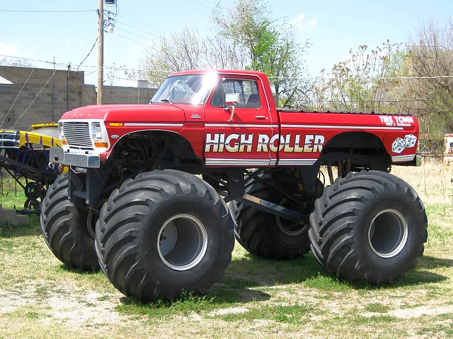 Monster Trucks Virginia Beach