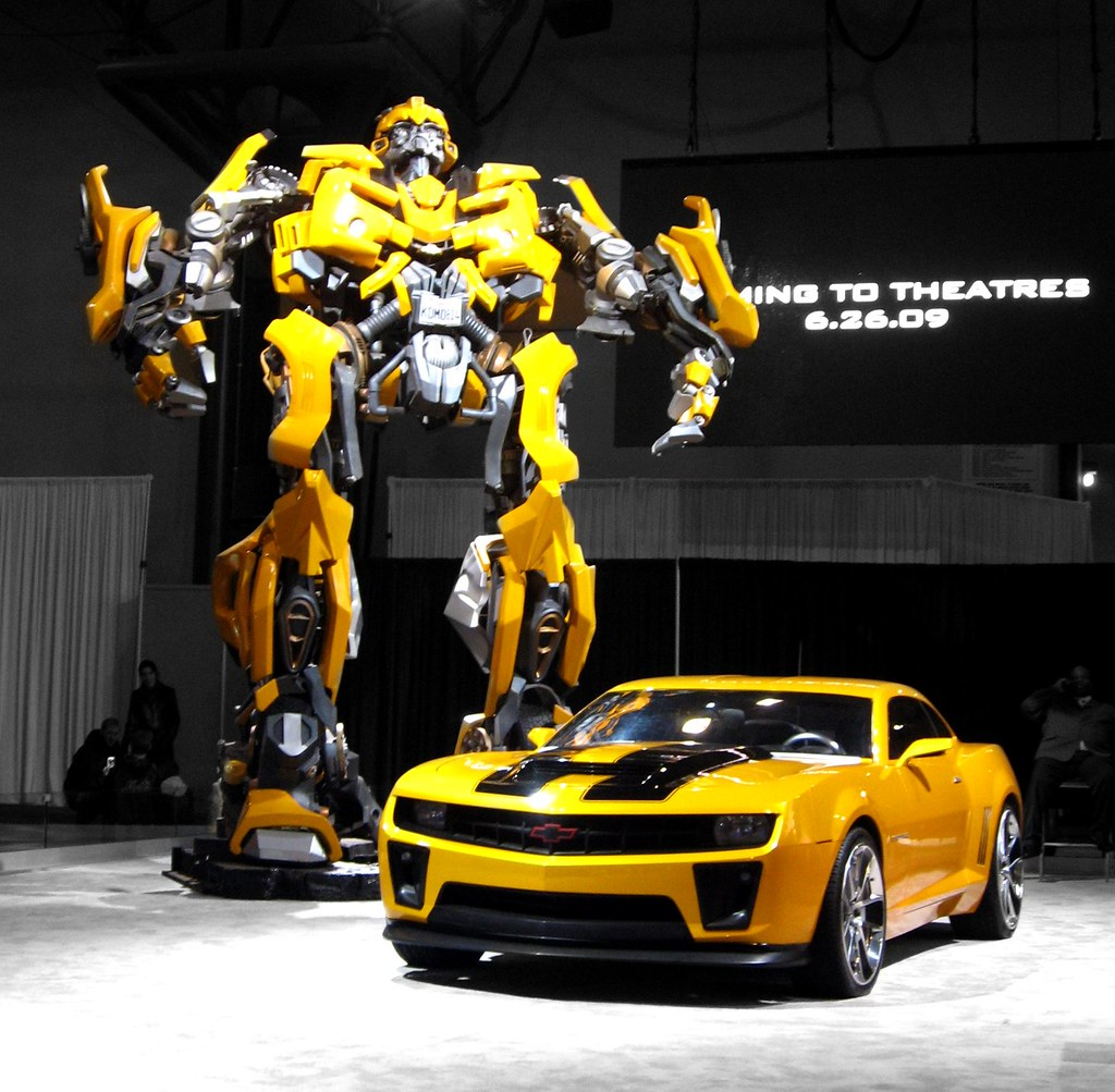"Chevrolet Camaro ""Transformers"""
