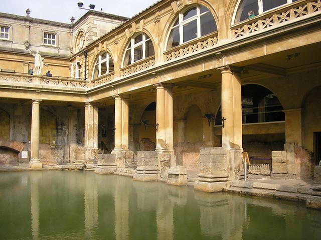 Bath, England by CC user nigel321 on Flickr
