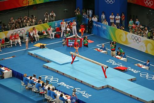 Women's Gymnastics (女子体操决赛)