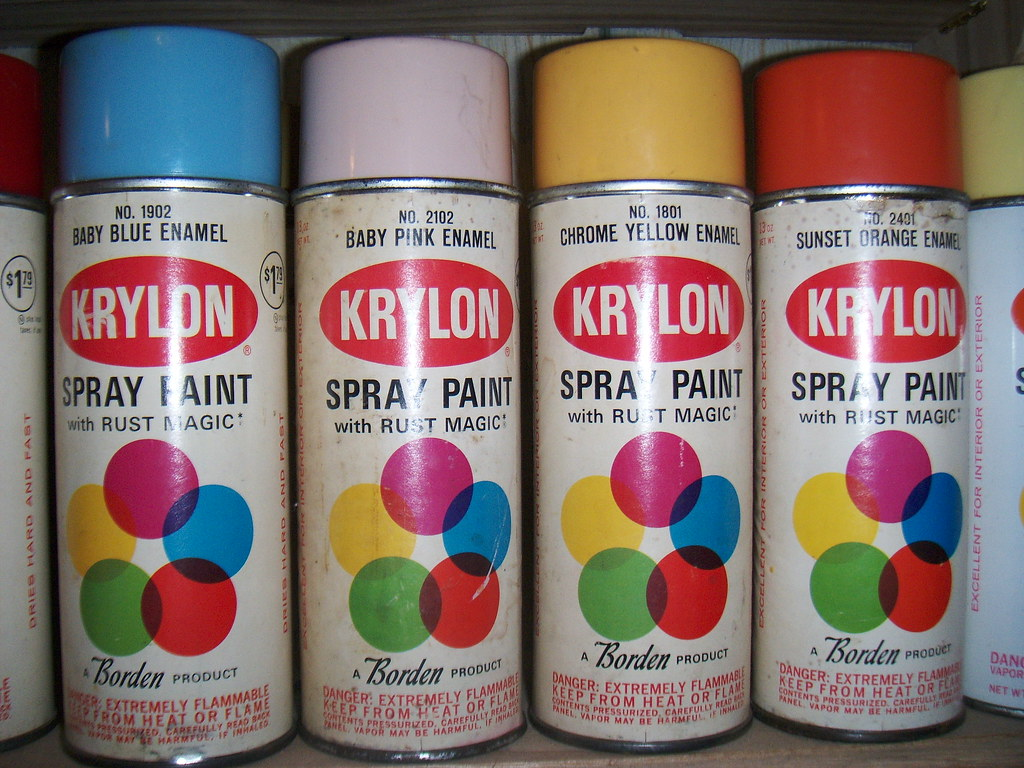 Wood Color Spray Paint Walmart