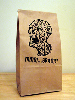 Zombie Lunch Bags | by sammo371