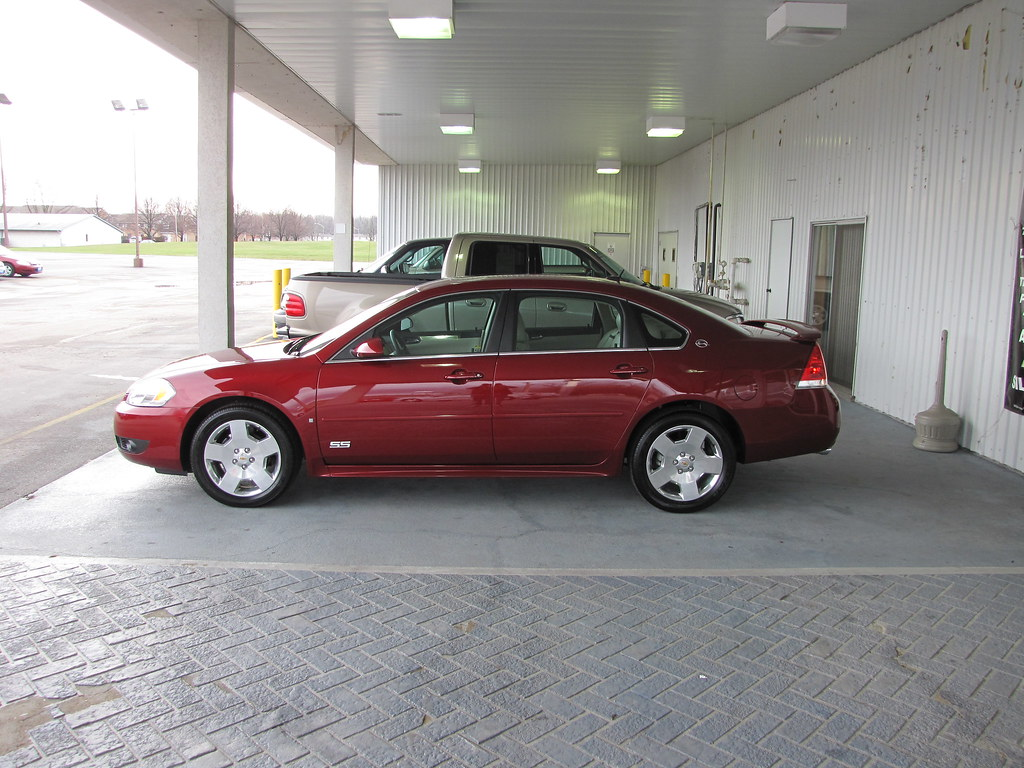 2009 chevy impala ss dana 39 s new ride 5 3 liter v8. Black Bedroom Furniture Sets. Home Design Ideas