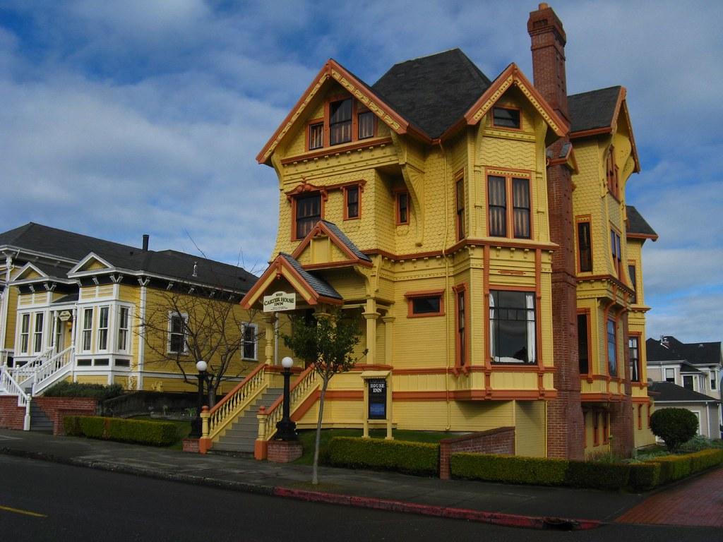 Eureka, California | Carter House Inn This Bed and ...