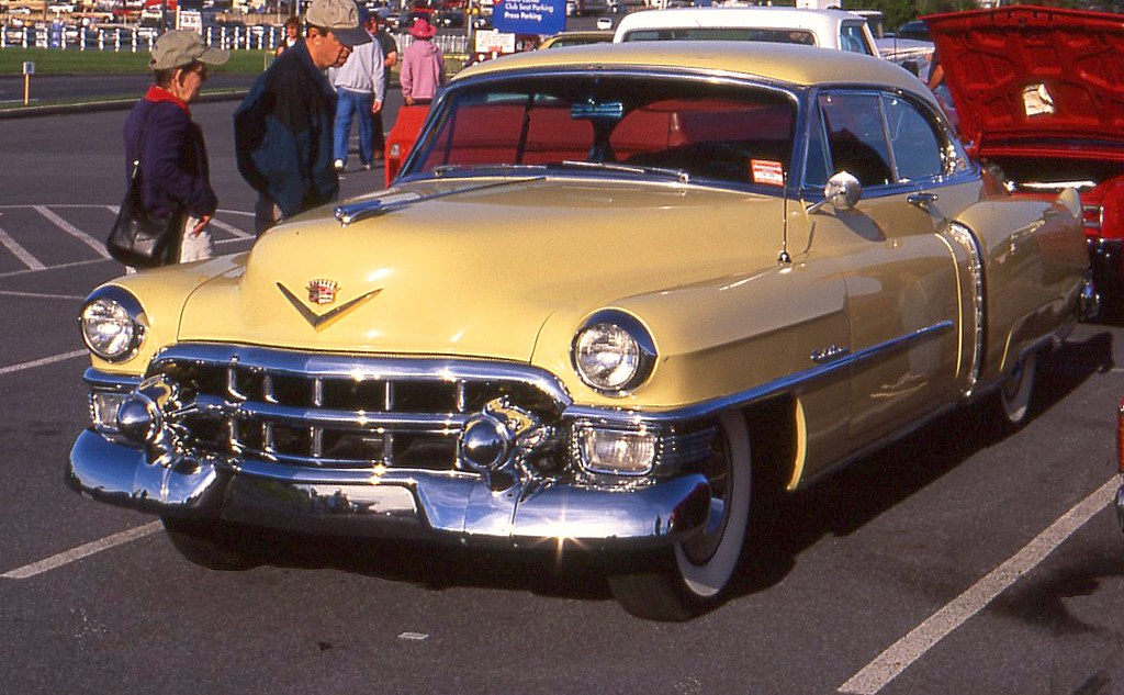 1953 cadillac 62 2 door hardtop richard spiegelman flickr for 1953 cadillac 4 door sedan