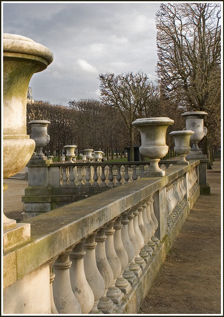 Rita crane photography jardin du luxembourg in winter pa for Piscine jardin du luxembourg