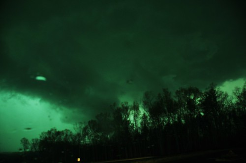 Can Anyone Show Me What Color Green Must The Sky Be So I